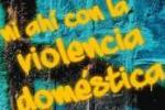 """Concurso """"ni ahí con la violencia doméstica"""""""