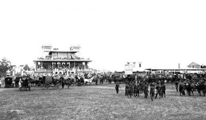Hipódromo de Maroñas. Año sin datos (Foto 12598 FMH.CMDF.IMM.UY)