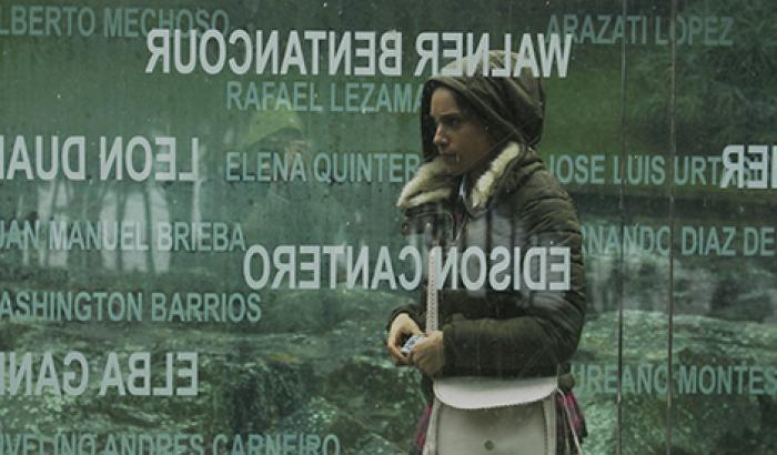 Memorial en Recordación de los Detenidos Desaparecidos