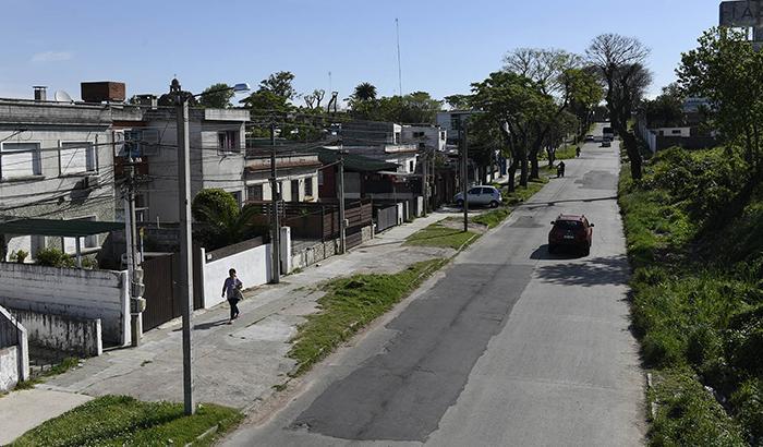 Alfonso Lamas entre Camino Maldonado y Av. José Belloni
