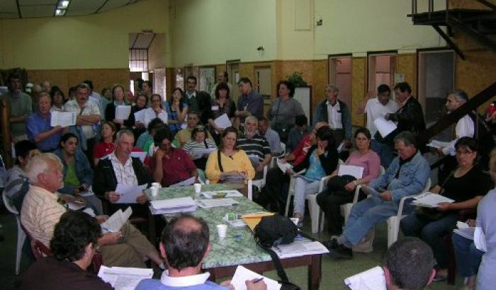 Elección de los Concejos Vecinales