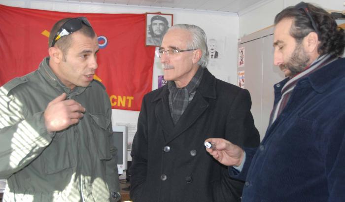 Senador Eduardo Lorier (Comité de Base Trabajadores de CristalPet)