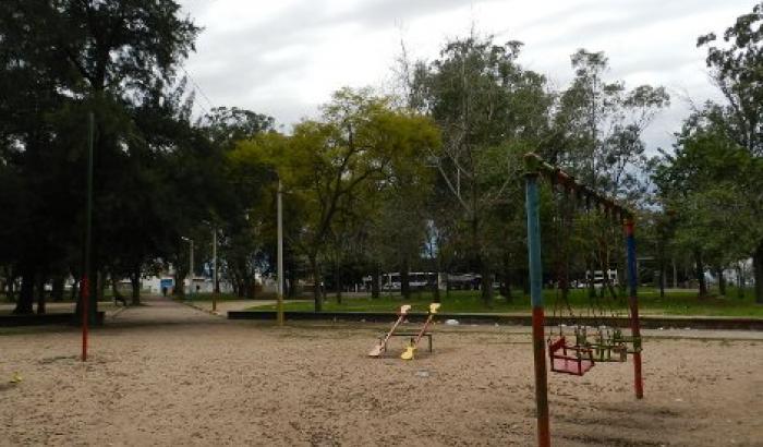 Parque César Díaz