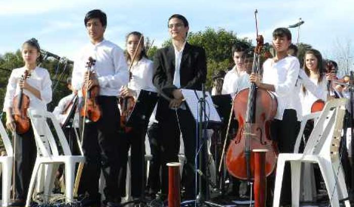 Orquesta Sinfónica Infantil NEM