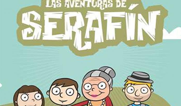"""""""Las aventuras de Serafín"""" Dirección: Pablo Dive"""