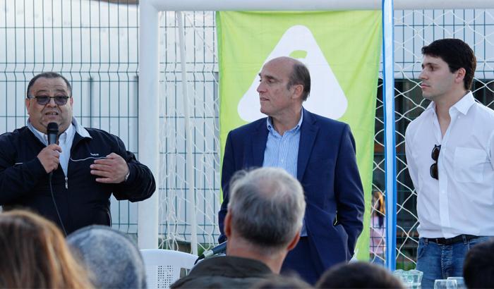 Liceo nº 58 - Alcalde Municipio F, Intendente de Montevideo y Arquitecto