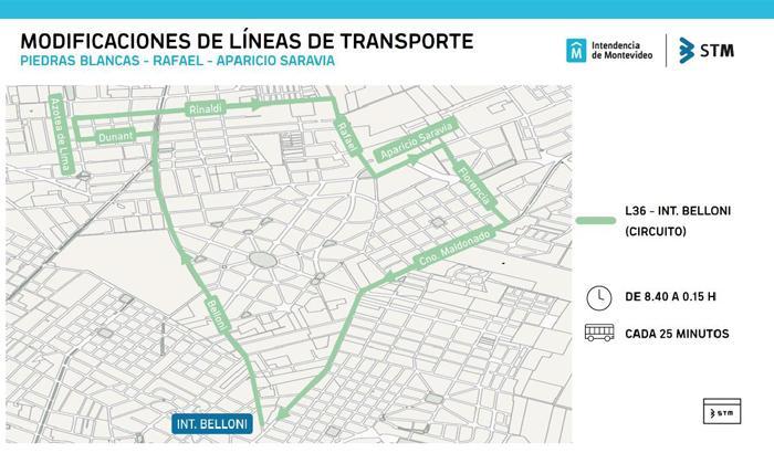 Línea L36