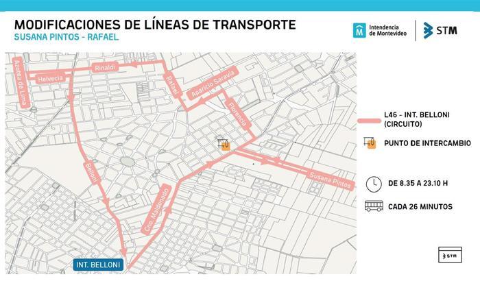 Línea L46