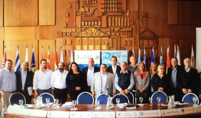 Plenario de Municipios - Cambio de Mesa Ejecutiva