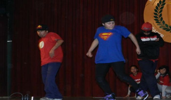 Grupo de Hip Hop del Programa Esquinas de la Cultura